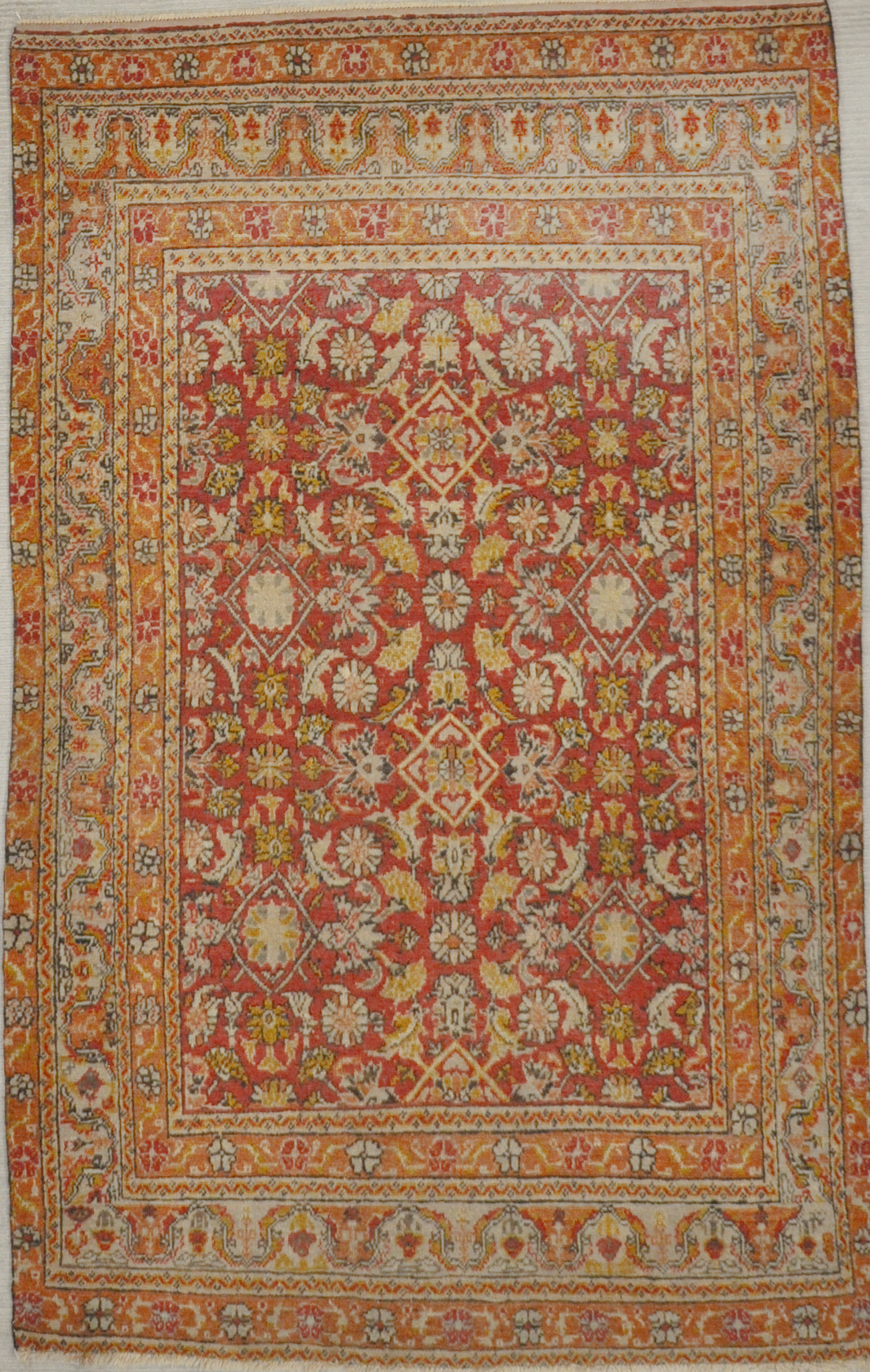 Antique Hereke rug santa barbara design center rugs and more oriental carpet