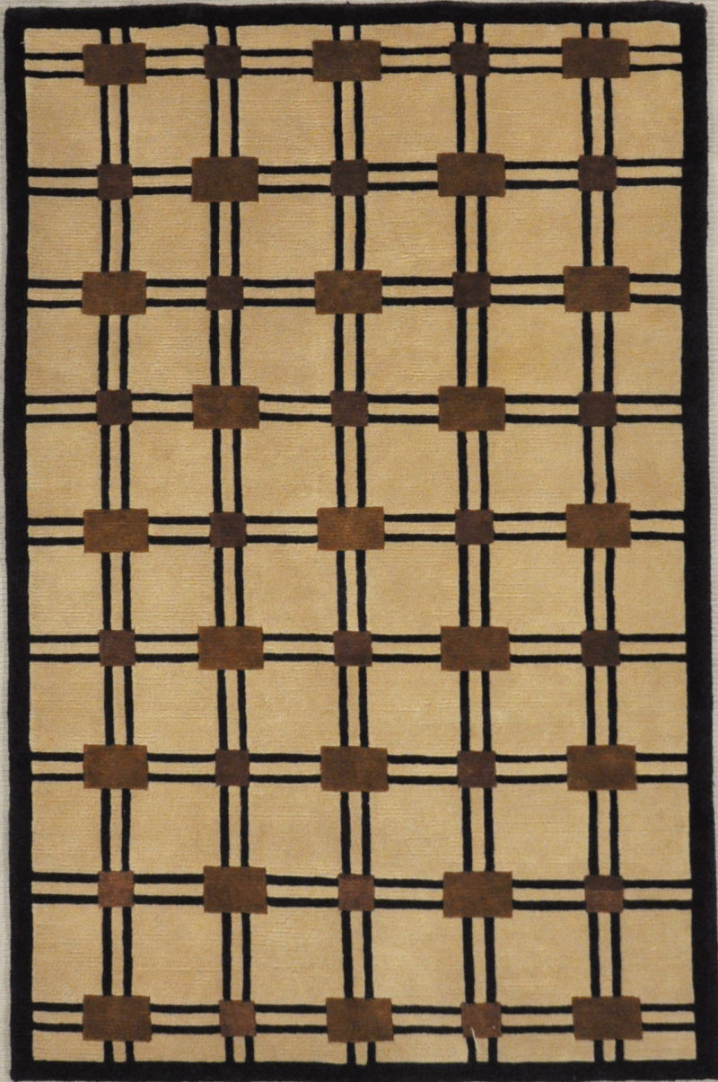 Modern Tibetan rug santa barbara design center rugs and more oriental carpet