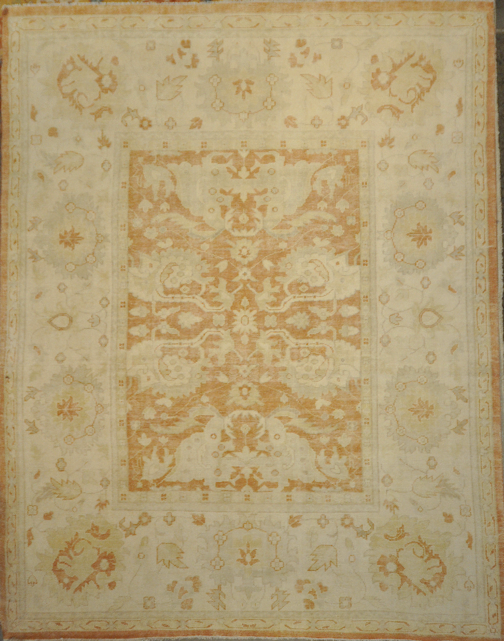 Fine Montecito Usak Rug | Rugs & More | Santa Barbara Design Center 44425