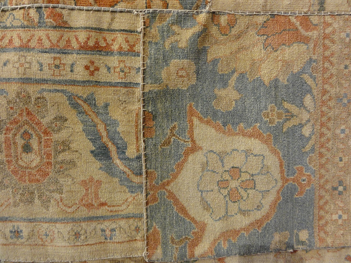 Sultanabad Patchwork | Rugs and More | Santa Barbara Design Center