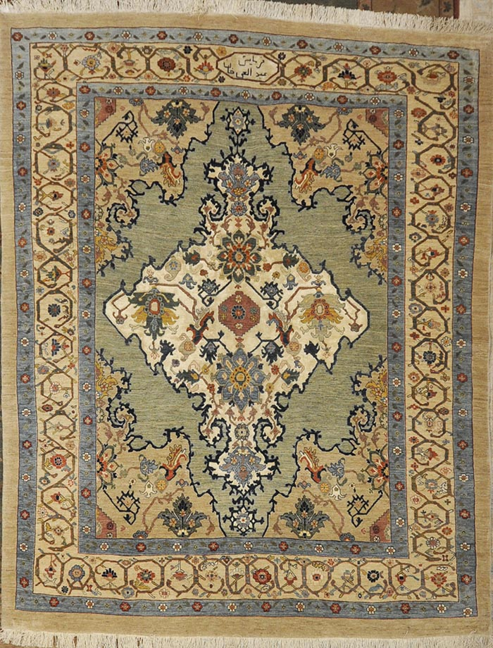 Unique Persian Bijar rugs and more oriental carpet 29656-1