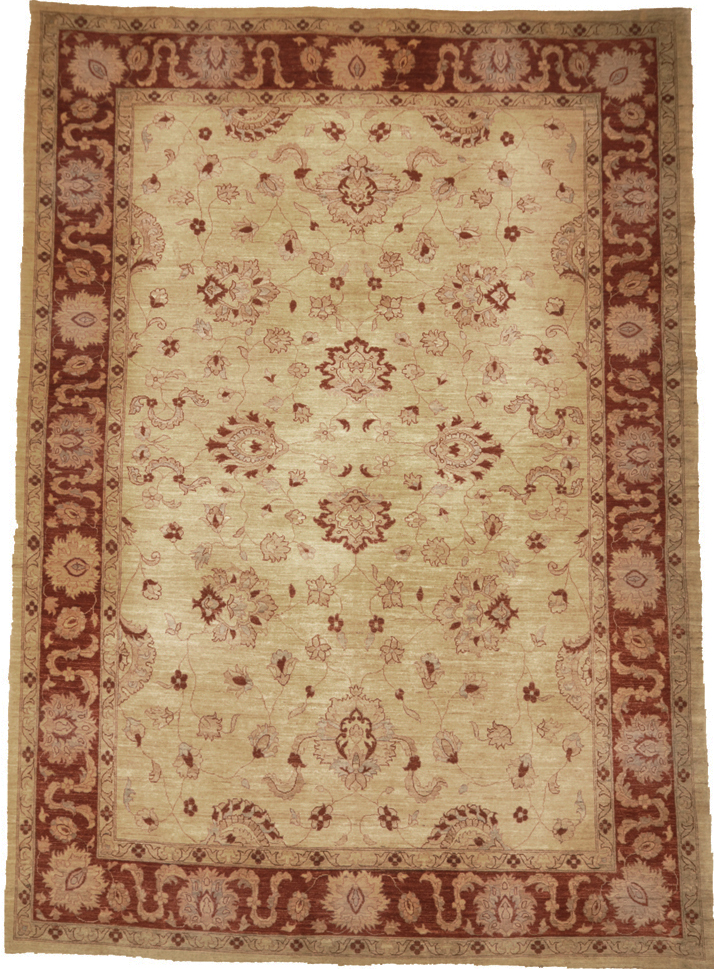 Ziegler Co Fine Usak Santa barbara design center rugs and more oriental carpet