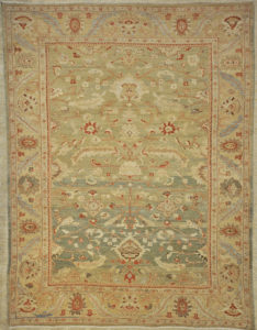 persian sultanabad rug 29673