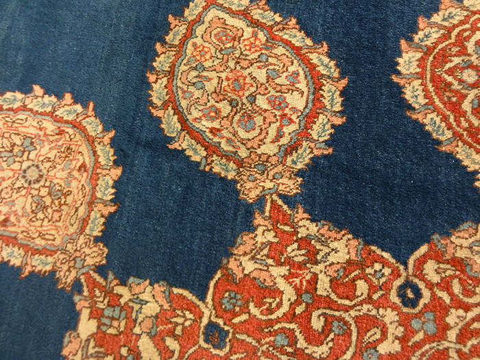 Antique Tabriz | Rugs and More | Santa Barbara Design Center