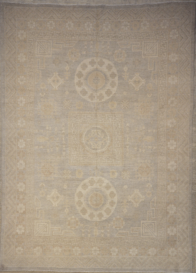 Finest Ziegler Khotan rugs and more oriental carpet 46872-