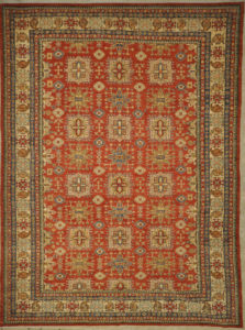 Finest Caucasian Kazak rugs and more oriental carpet 27408-