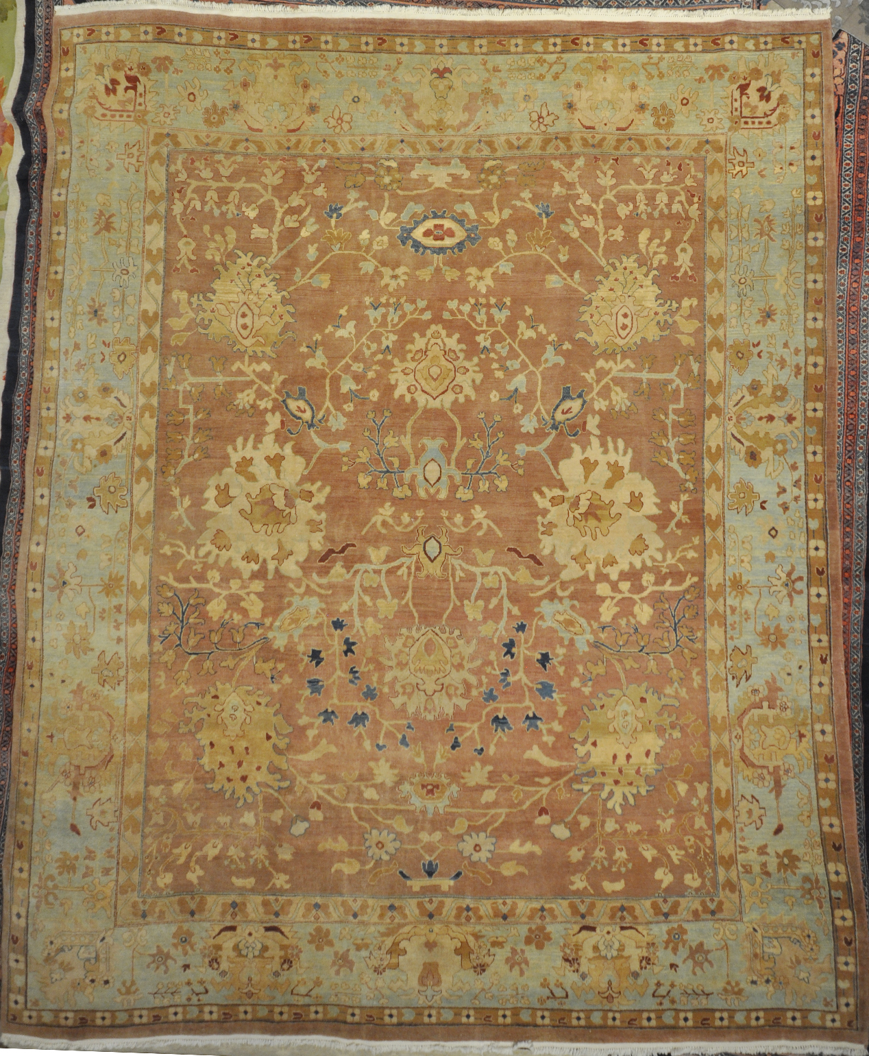 Vintage Donegal Rug santa barbara design center
