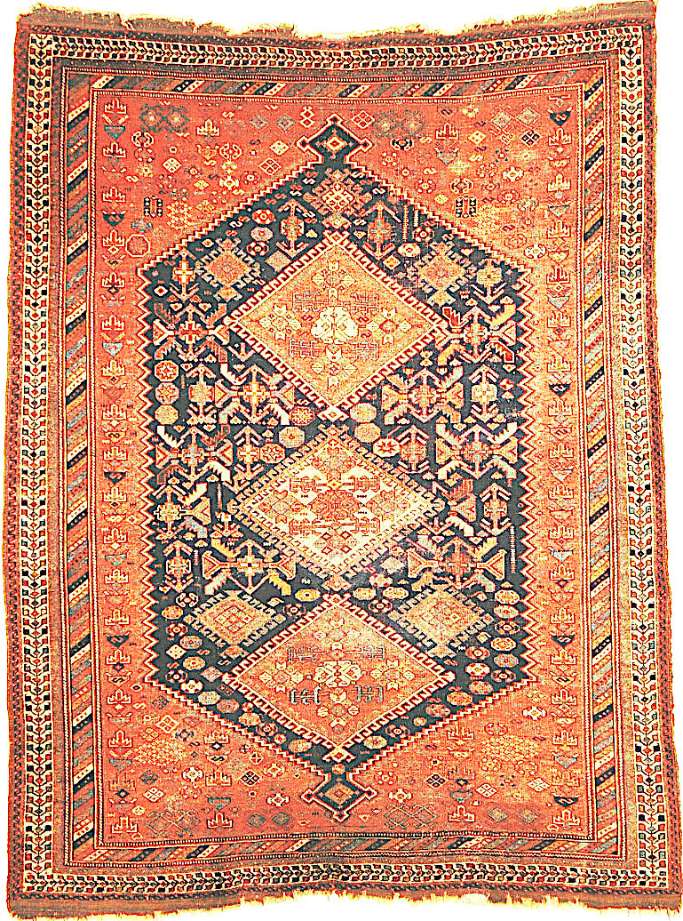 Very Antique Persian Afshar rug The Oldest Afshar We Have Genuine Authentic Woven Carpet Art Santa Barbara Design Center Rugs and More