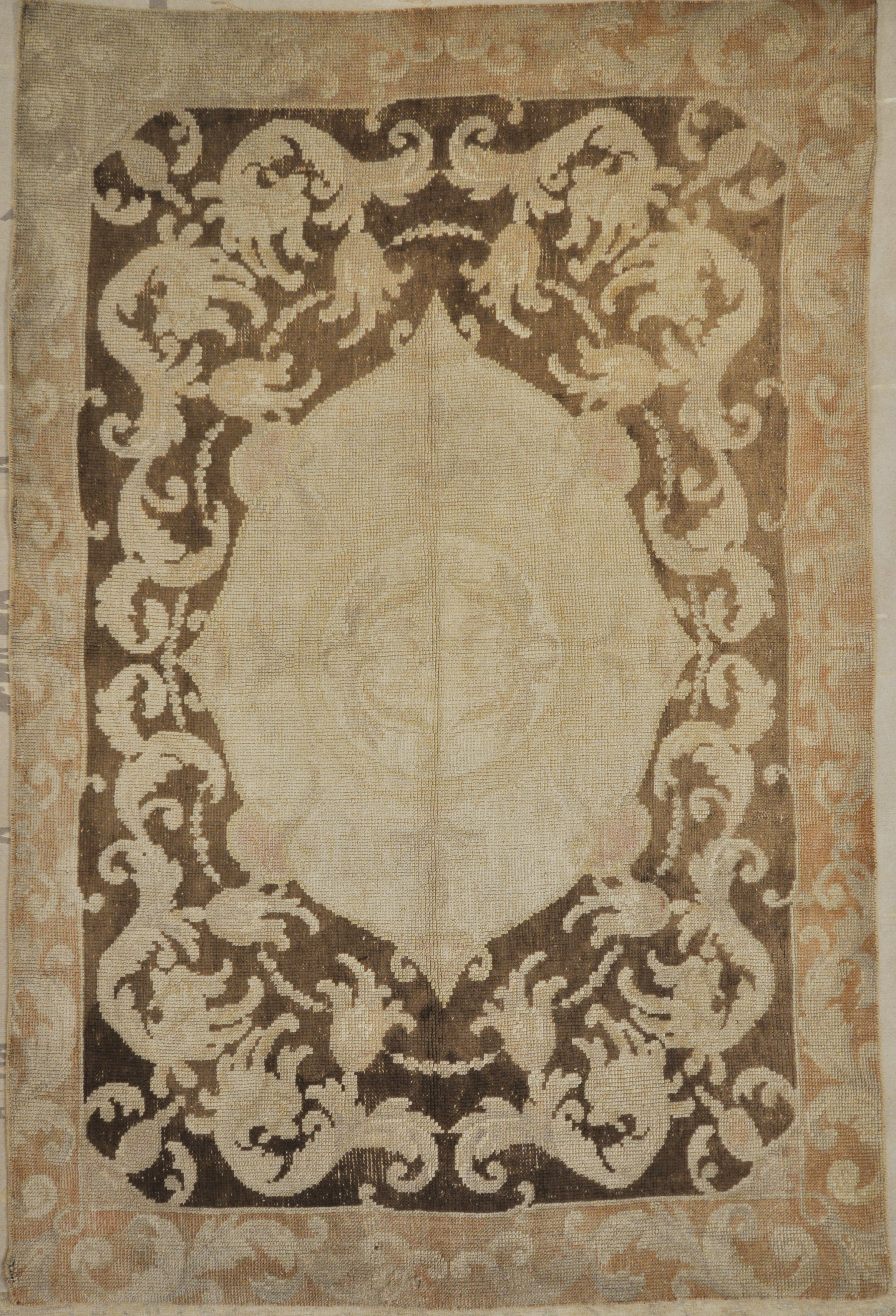 Antique Savonnerie Rug santa barbara design center