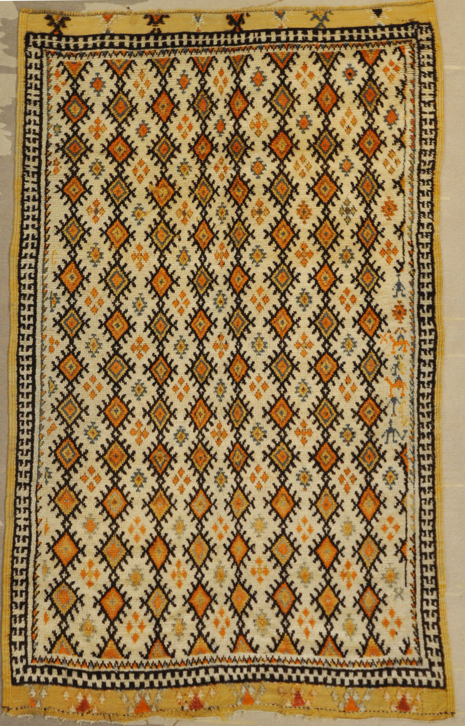 Fine Moroccan Rug santa barbara design center