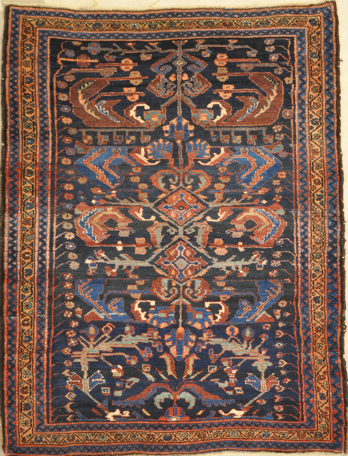 Antique Armanibaf Rug santa barbara design center