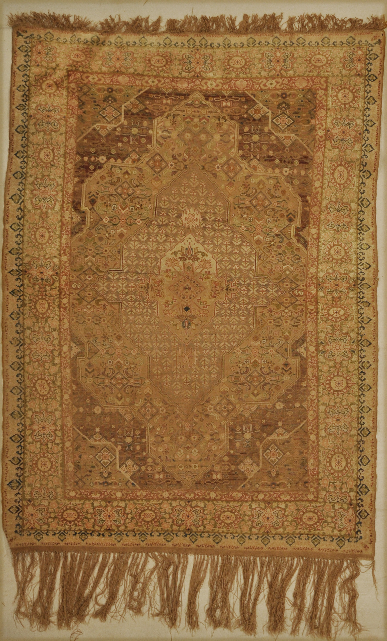 Antique turkish silk santa barbara design center 30042