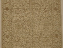 Antique Ivory on Ivory Larestan Rug. A piece of genuine woven carpet art sold by Santa Barbara Design Center Rugs and More.