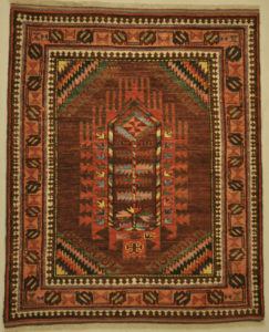 Classic Baluch Rug santa barbara design center-1