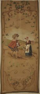 18th Century French Tapestry II Santa barbara design center-6