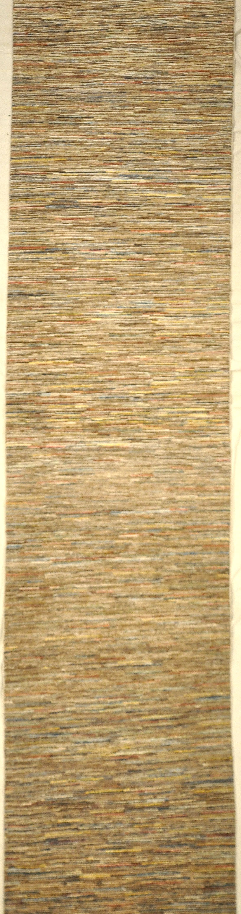 Leesa Organic Modern Stripes Runner Rug. Ziegler and Company in collaboration with designer Leesa Wilson Goldmuntz in Santa Barbara, California.