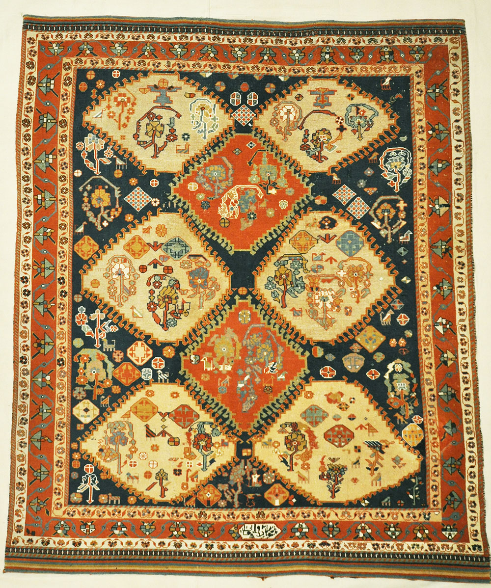 Fine Qashgai Rug santa barbara design center rugs and more oriental carpet