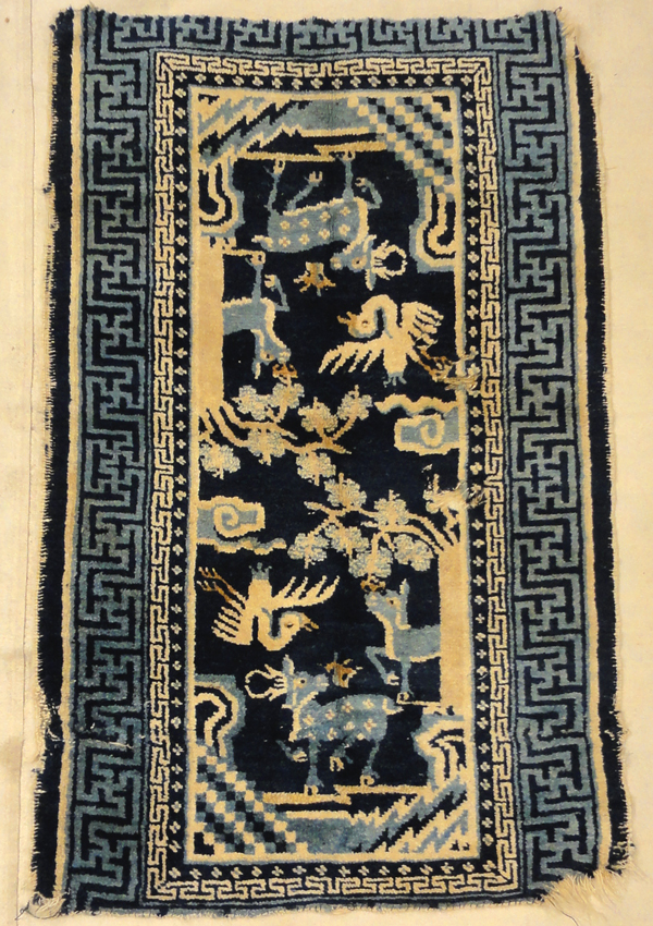 Antique Peking carpets