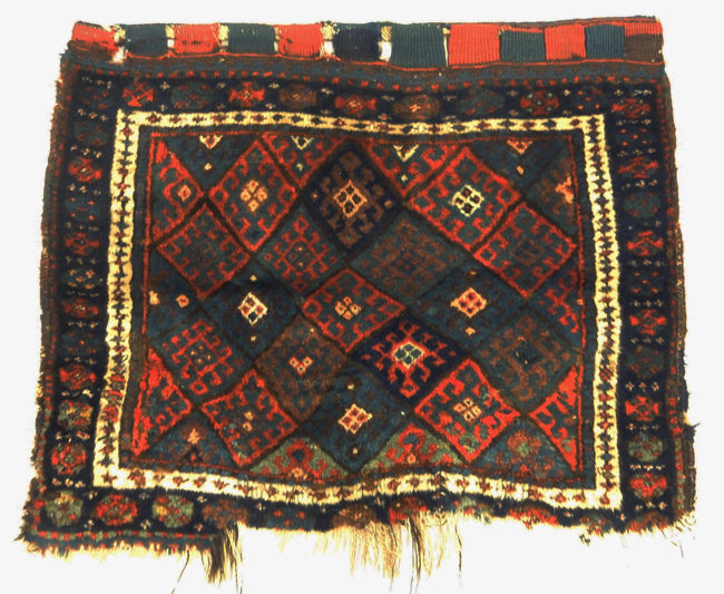 Antique Jaf Kurdish santa barbara design center rugs and more oriental carpet