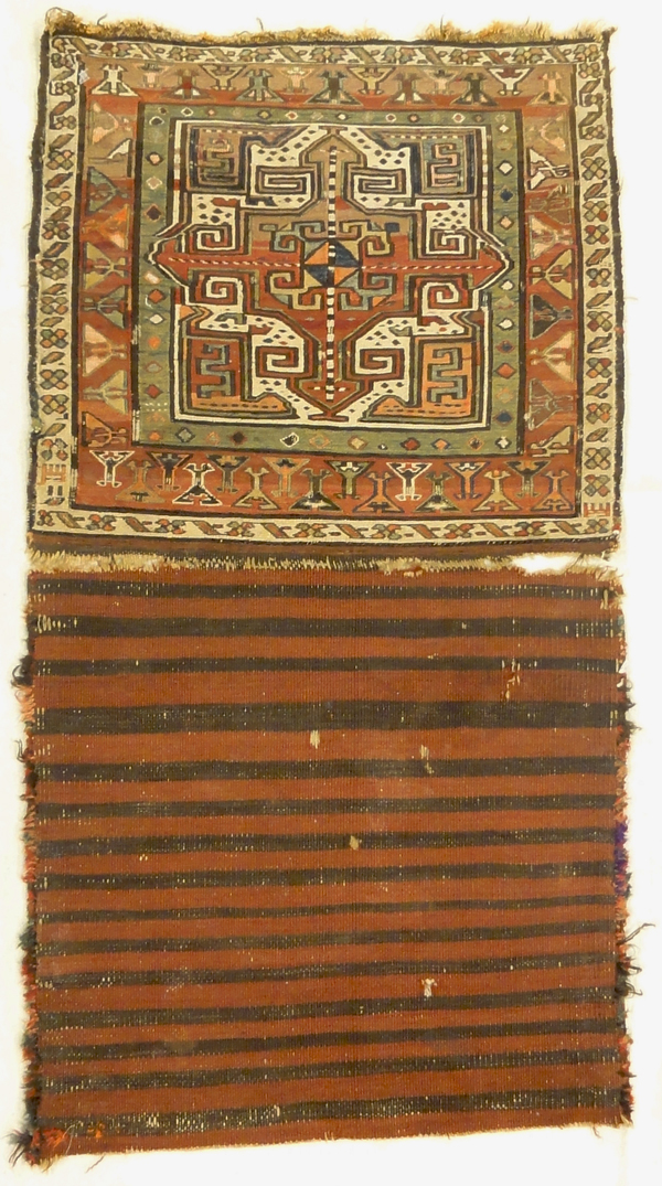 antique shashsaban rare bagface santa barbara design center rugs and more oriental carpet