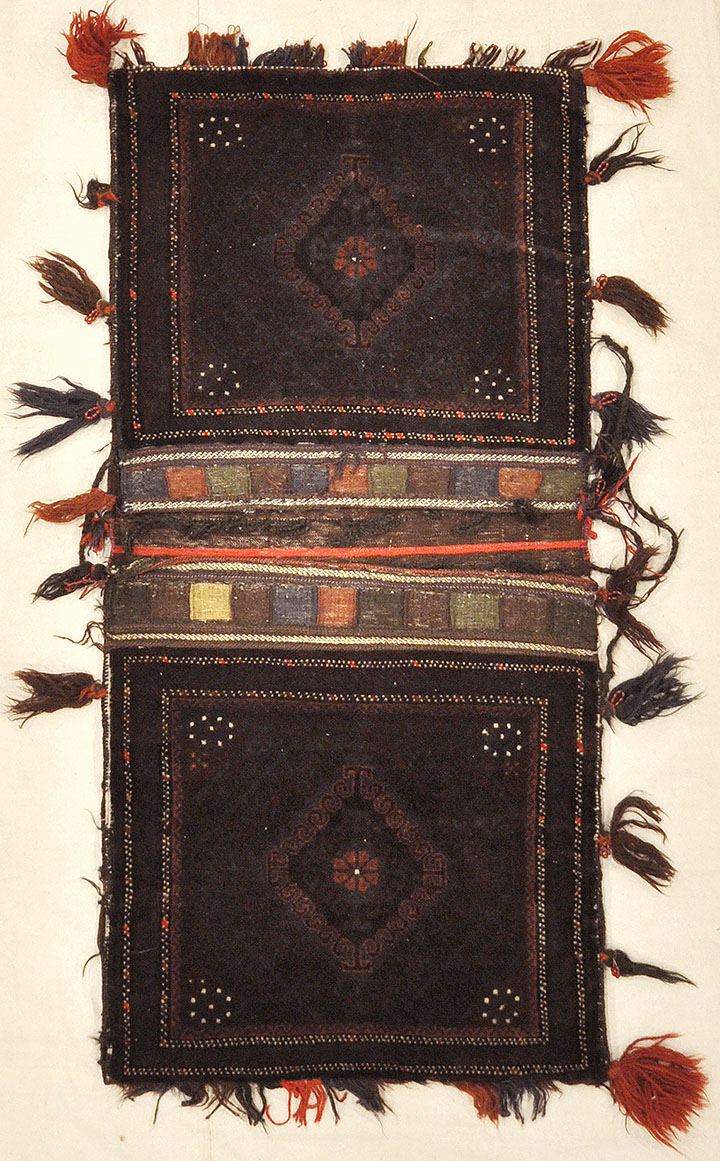 Antique Beluch Saddle Bag