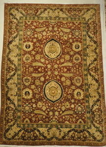 Indian Mughal Rugs and more oriental carpet 30893-