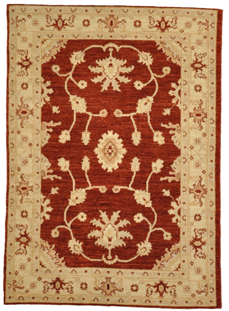 Red Ziegler & co Oushak santa barbara design center rugs and more oriental carpet