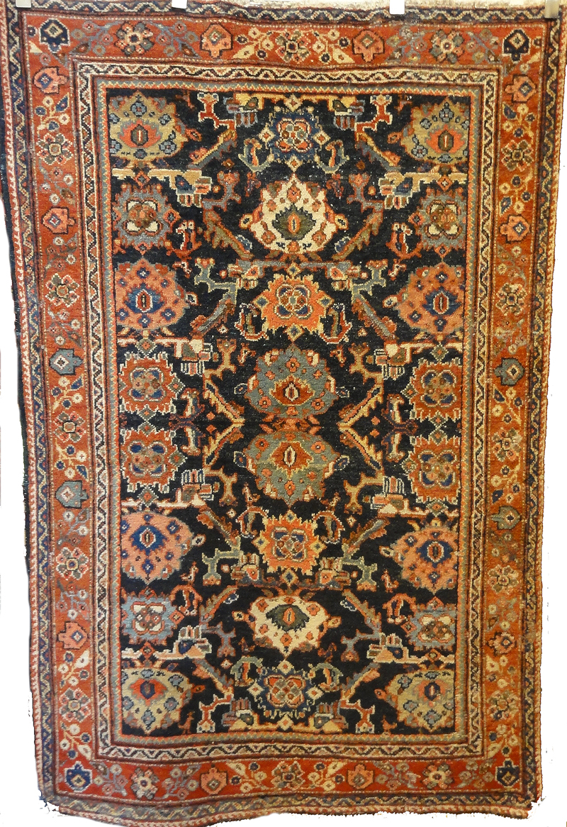 Antique Mahal Rug santa barbara design center rugs and more oriental carpet