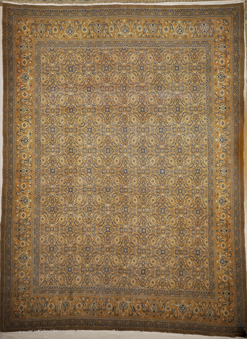 Vintage Persian Rug santa barbara design center 31245