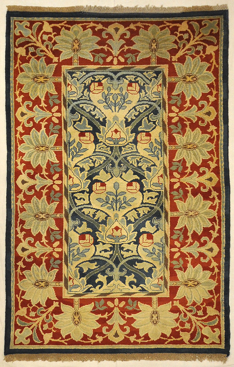 William Morris Hammersmith Carpet Santa Barbara Design