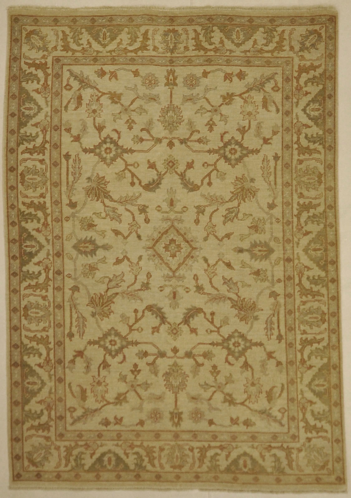 Indo Oushak Ziegler & Co rugs and more oriental carpet 31299-