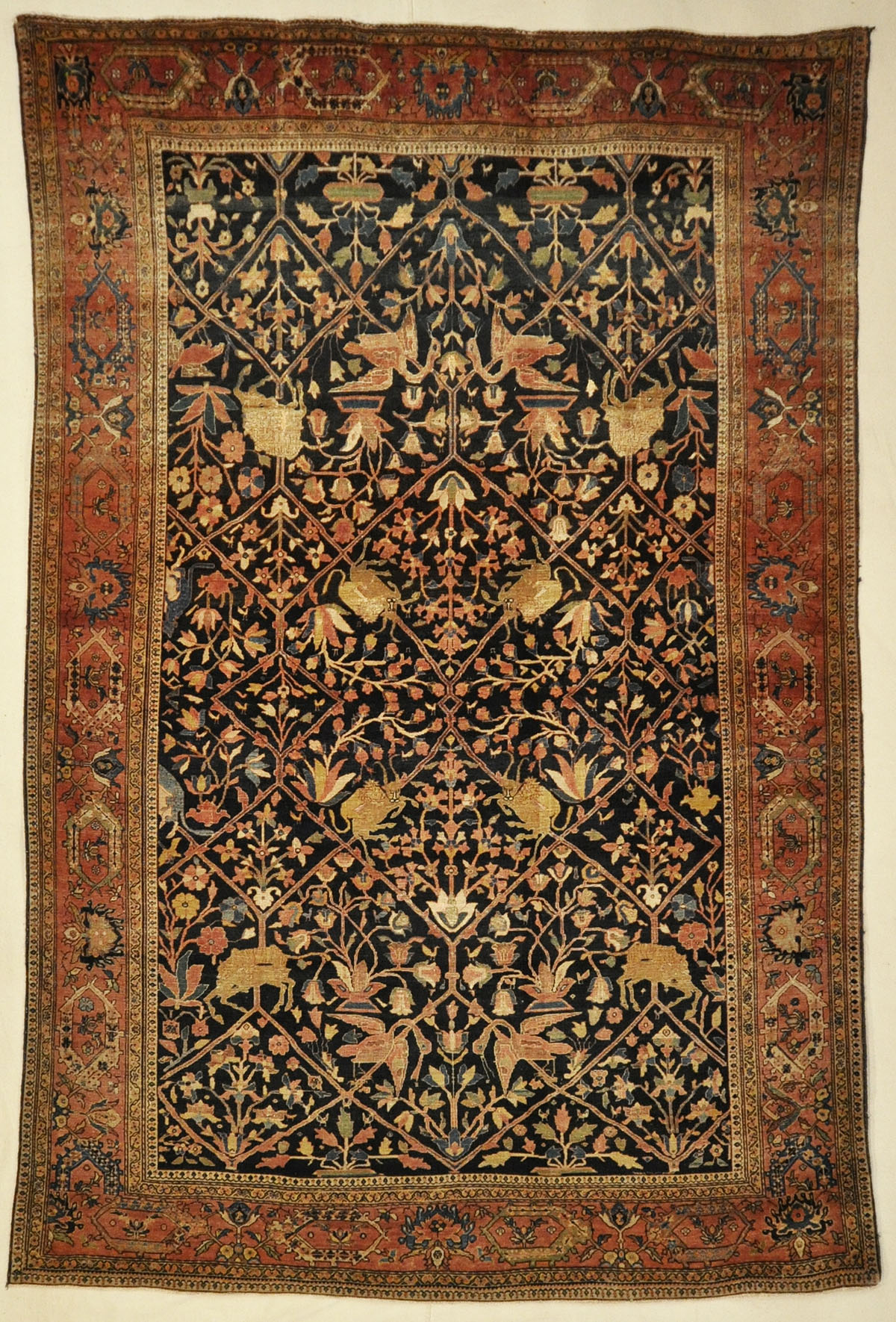 Ziegler & Co Farahan Rug rugs and more oriental carpet 27672-