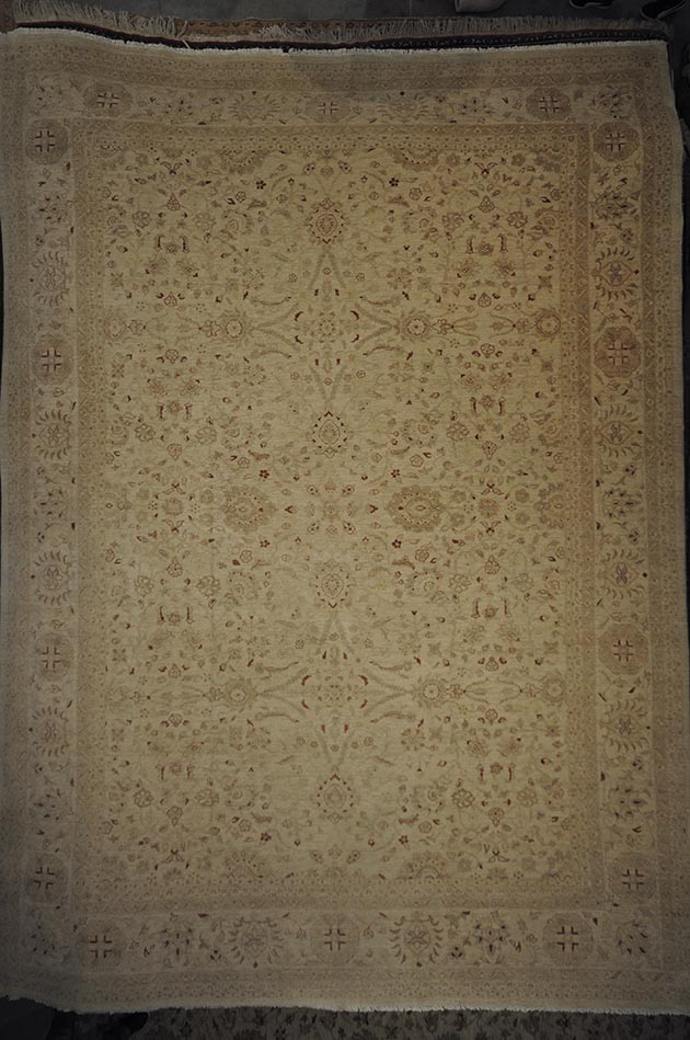 Fine Ziegler & Co Oushak rugs and more oriental carpet 43699-