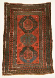 Antique Large Scale Kazak rugs and more oriental carpet 31364-