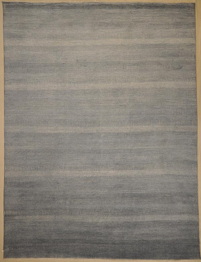 Modern M. Blue Rugs and more oriental carpet 31352-