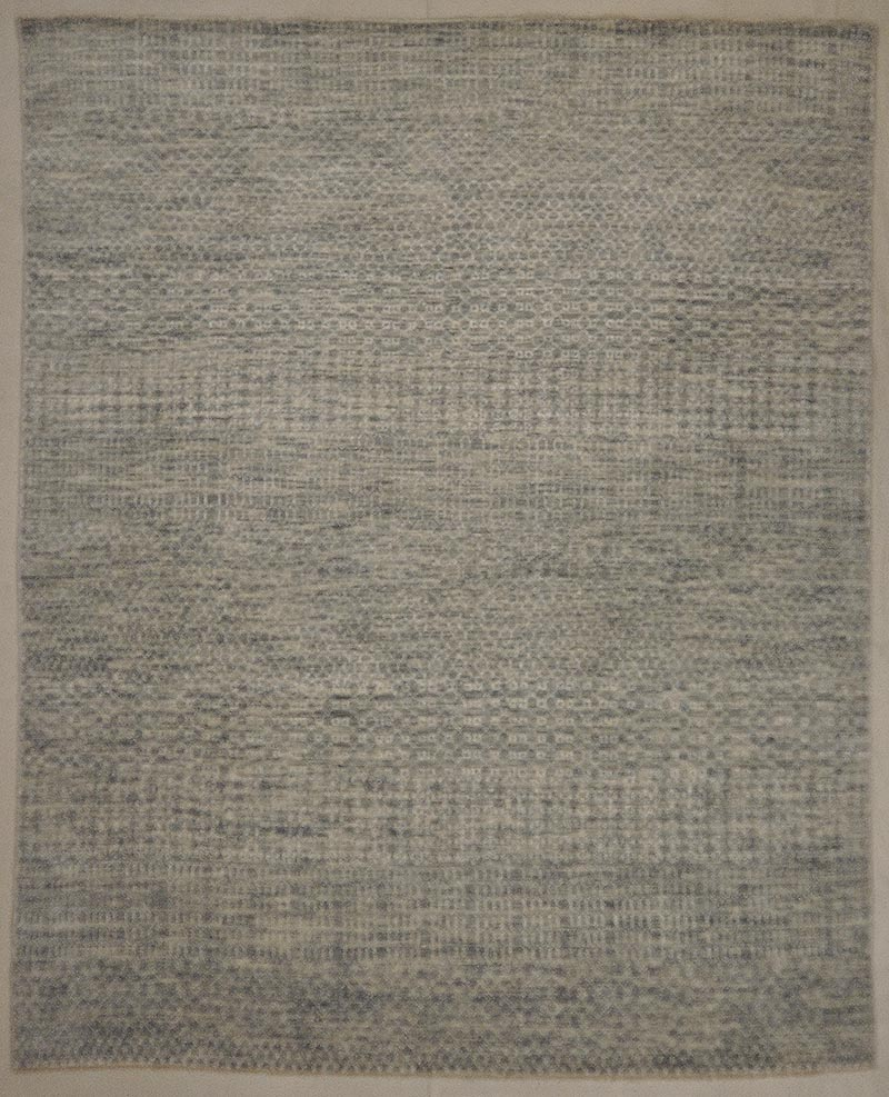 Modern M. Blue Rugs and more oriental carpet 31355-