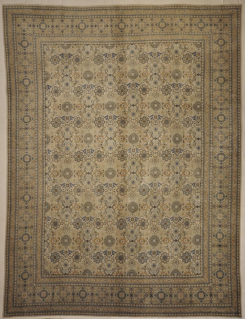 Fine Tabriz rugs and more oriental carpet 31346-