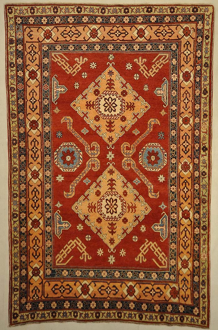 Turkoman Caucasian Rug rugs and more oriental carpet 31316-