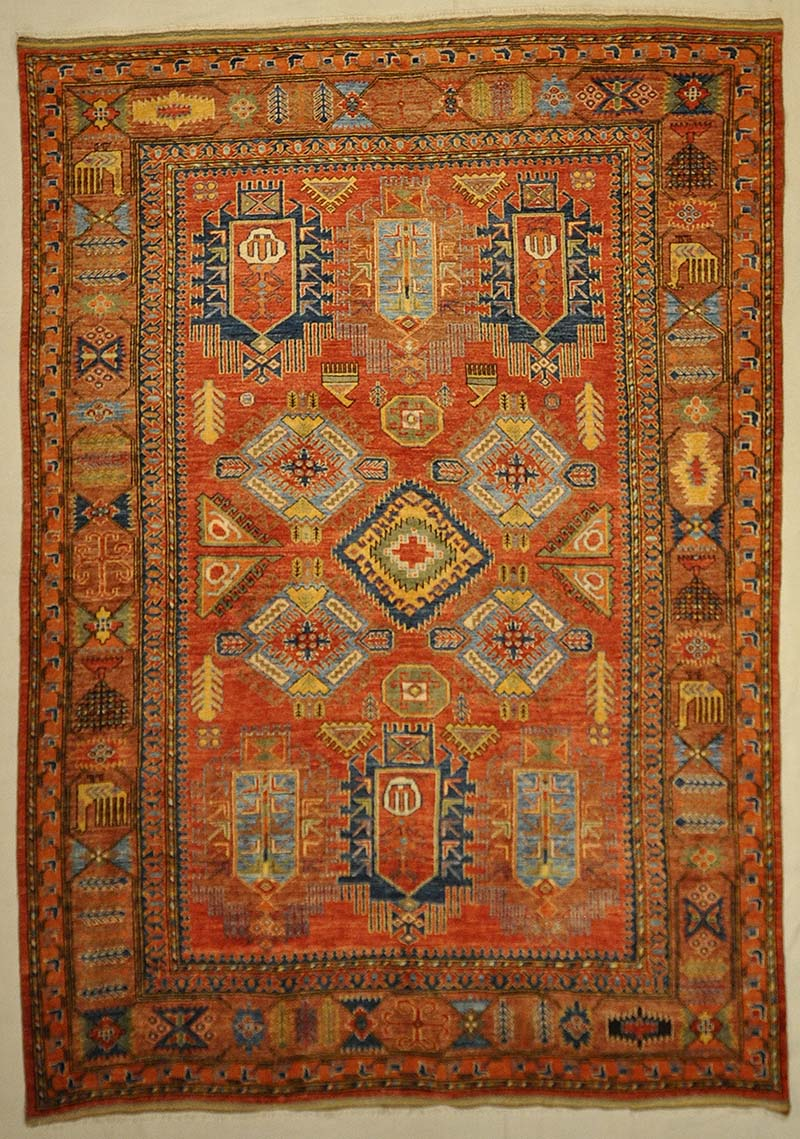 Finest Baluchi Tribal Rug rugd snd more oriental carpet 46864-
