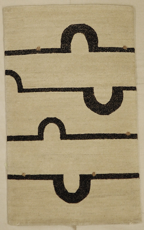 Chant Black Laura Kirar Rugs and more oriental carpet 45302-
