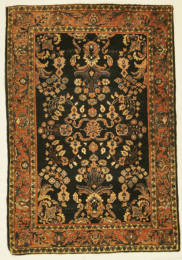 Antique Mohajeran Sarouk rugs and more oriental carpet 45241-