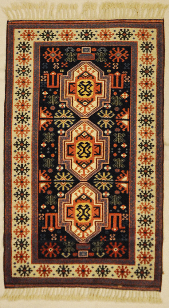 Turkish Tribal Bergama rugs and more oriental carpet 45300-