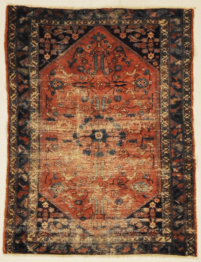 Antique Malayer rugs and more oriental carpet 31553-