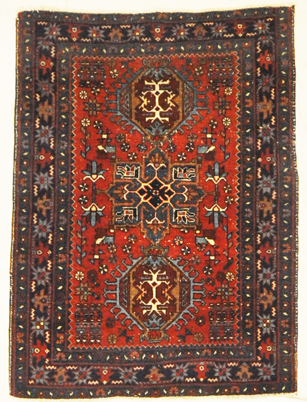 Persian Antique Karajeh rugs and more oriental carpet 45299-