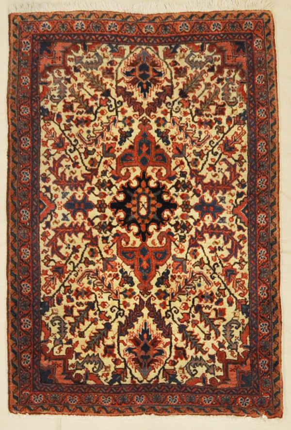 Vintage Persian Tabriz rugs and more oriental carpet 31540-