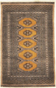 Vintage Bokhara Rug rugs and more oriental carpet 31539-