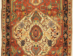 Antique Shirvan rugs and more oriental carpet 31535-