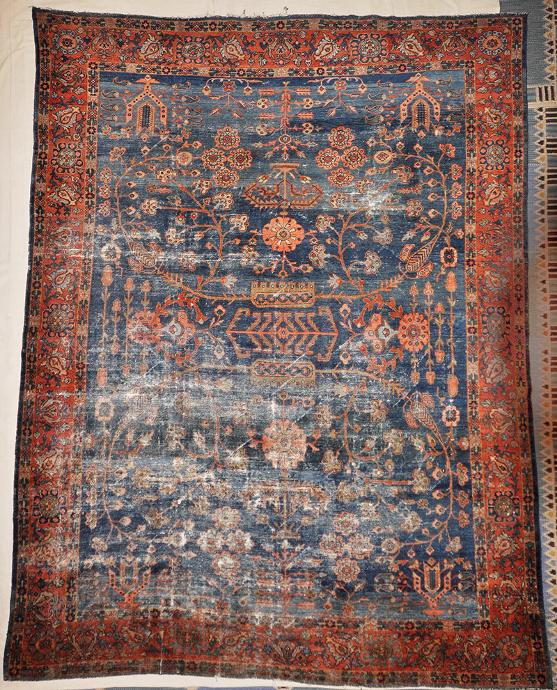 Antique Ziegler Sultanabad rugs and more oriental carpet 46786-5