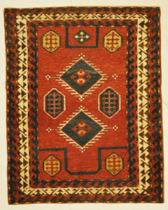 Vintage Kazak rugs and more oriental carpet 31522-