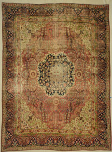 Antique Kerman Shah rugs and more oriental carpet 31505-